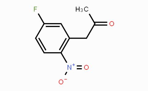 1266659-06-6 | 5-Fluoro-2-nitrophenylacetone