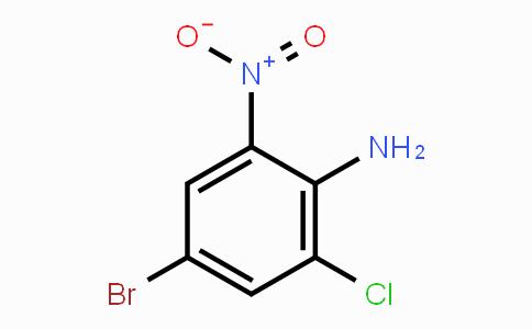 34033-41-5 | 4-Bromo-2-chloro-6-nitroaniline