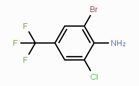 109919-26-8 | 2-Bromo-6-chloro-4-(trifluoromethyl)aniline