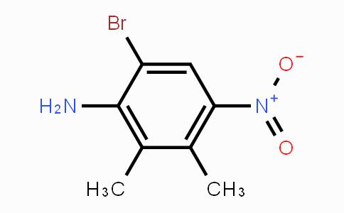 860570-23-6 | 4-Amino-5-bromo-2,3-dimethyl-1-nitrobenzene