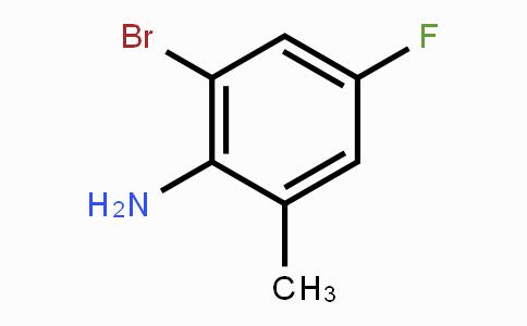 202865-77-8 | 2-Bromo-4-fluoro-6-methylaniline