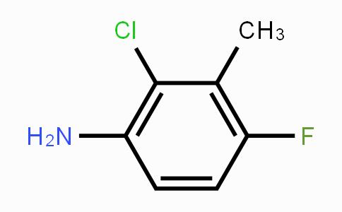 90292-63-0 | 2-Chloro-4-fluoro-3-methylaniline