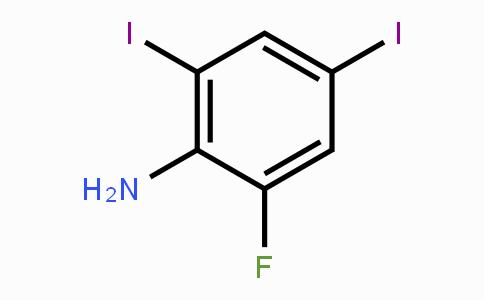37675-20-0 | 2,4-Diiodo-6-fluoroaniline