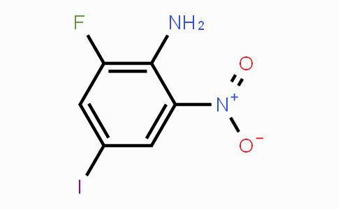 153505-44-3 | 2-Fluoro-4-iodo-6-nitroaniline