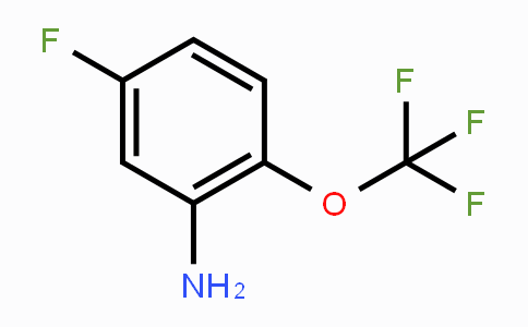 123572-63-4 | 5-Fluoro-2-(trifluoromethoxy)aniline
