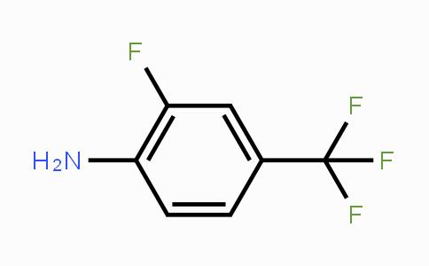 69409-98-9 | 2-Fluoro-4-(trifluoromethyl)aniline