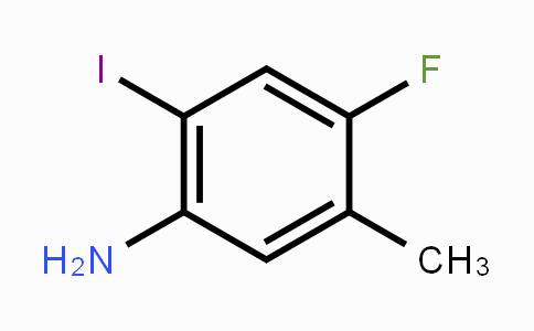 85233-15-4 | 2-Iodo-4-fluoro-5-methylaniline