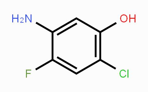 84478-72-8 | 5-Amino-2-chloro-4-fluorophenol