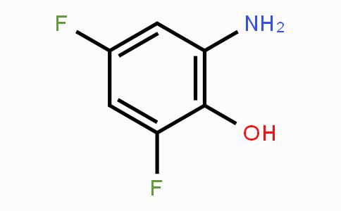 133788-83-7   2-Amino-4,6-difluorophenol