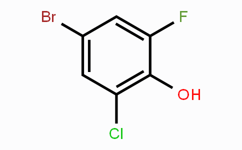 161045-79-0 | 4-Bromo-2-chloro-6-fluorophenol