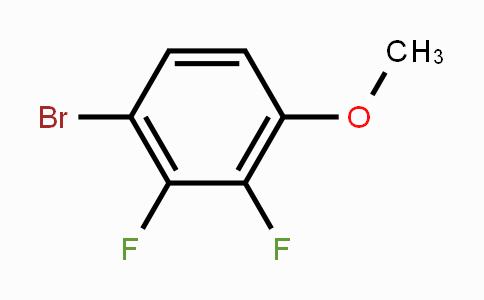 406482-22-2 | 4-Bromo-2,3-difluoroanisole