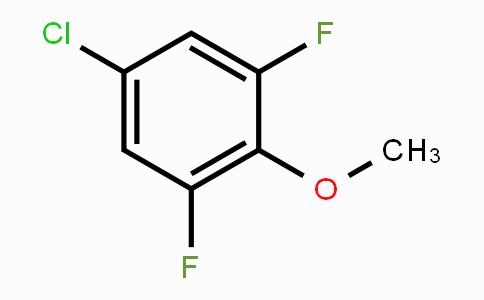 170572-51-7 | 4-Chloro-2,6-difluoroanisole