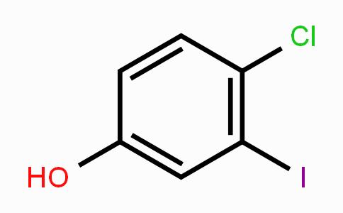 202982-72-7 | 4-Chloro-3-iodophenol