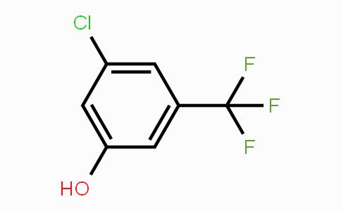 570391-18-3 | 3-Chloro-5-(trifluoromethyl)phenol