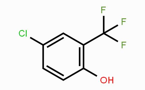 53903-51-8 | 4-Chloro-2-(trifluoromethyl)phenol
