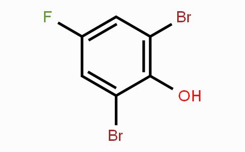 344-20-7 | 2,6-Dibromo-4-fluorophenol
