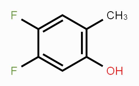 704884-76-4 | 4,5-Difluoro-2-methylphenol