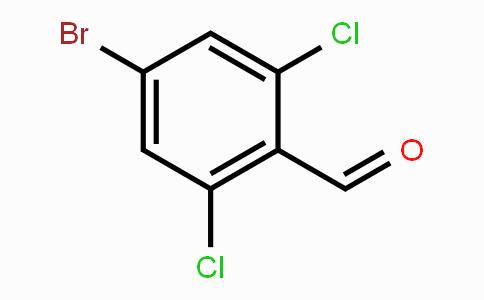 111829-72-2 | 4-Bromo-2,6-dichlorobenzaldehyde