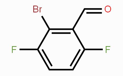 934987-26-5 | 2-Bromo-3,6-difluorobenzaldehyde