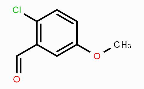 13719-61-4 | 2-Chloro-5-methoxybenzaldehyde
