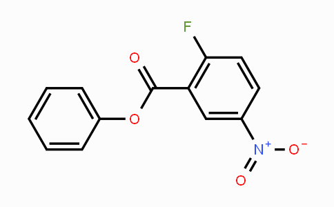 MC433690 | 1257535-04-8 | Phenyl 2-fluoro-5-nitrobenzoate