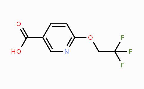 DY434009 | 168080-49-7 | 2-(Trifluoroethoxy)pyridine-5-carboxylic acid