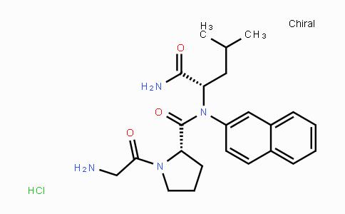 100929-83-7 | H-Gly-Pro-Leu-β-NA.HCl