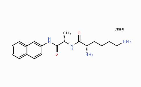 MC435133 | 20314-31-2 | H-Lys-Ala-βNA