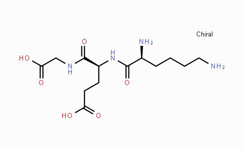 MC435137 | 57866-06-5 | H-Lys-Glu-Gly-OH