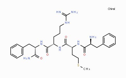 84313-43-9 | H-Phe-D-Met-Arg-Phe-NH2