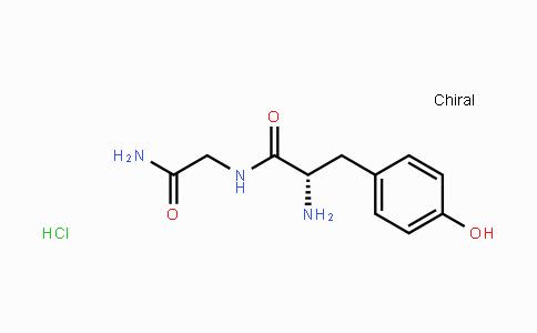 99940-62-2 | H-Tyr-Gly-NH2.HCl