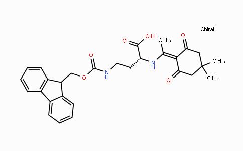 MC435355 | 1263046-84-9 | Dde-D-Dab(Fmoc)-OH