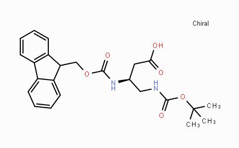 1310680-44-4 | Fmoc-Dbu(Boc)-OH