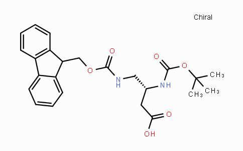 1409939-21-4 | Boc-D-Dbu(Fmoc)-OH