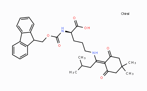 1272754-86-5 | Fmoc-D-Orn(ivDde)-OH