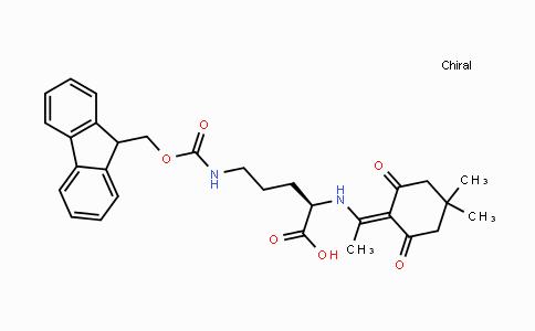 MC435381 | 2044710-31-6 | Dde-D-Orn(Fmoc)-OH