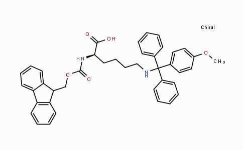 MC435383 | 2044710-18-9 | Fmoc-D-Lys(Mmt)-OH