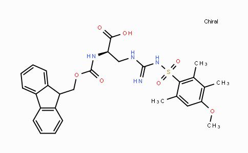 1313054-63-5 | Fmoc-D-(3,(Mtr)Guanidino)-Ala-OH