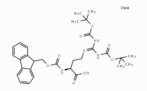 206183-06-4 | Fmoc-norArg(Boc)2-OH