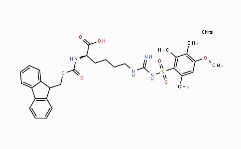 1313054-67-9 | Fmoc-D-homoArg(Mtr)-OH