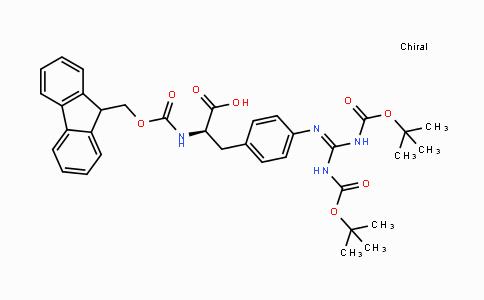 2044709-96-6   Fmoc-D-(4,Bis( Boc)-guanido)Phe-OH