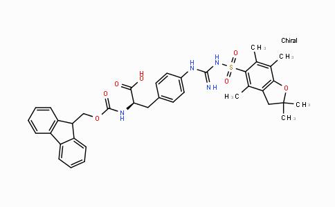 2044711-01-3   Fmoc-D-(4,( Pbf)-guanido)Phe-OH