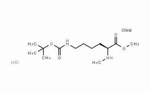 2044710-91-8 | N-Me-Lys(Boc)-OMe.HCl