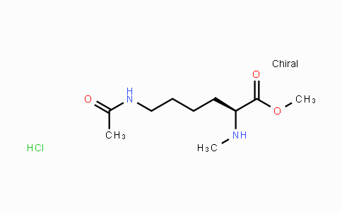 2044709-75-1 | N-Me-Lys(Ac)-OMe.HCl