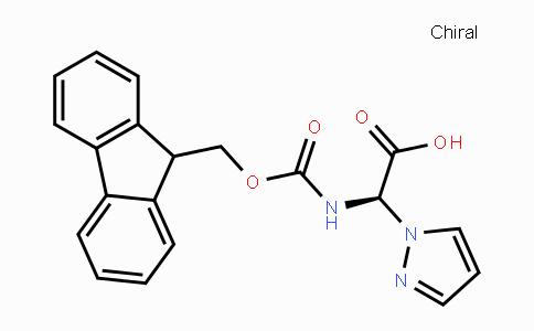2044710-42-9 | Fmoc-3-(1-Pyrazolyl)-D-Ala-OH