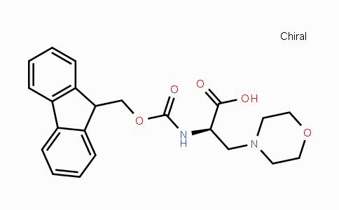 2044710-70-3   Fmoc-3-(1-Morpholinyl)-D-Ala-OH