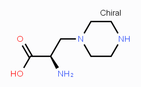 2044710-43-0 | 3-(Piperazin-1-yl)-D-Ala-OH
