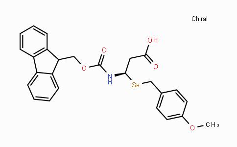 2044703-22-0 | Fmoc-β-HomoSec(Mob)-OH
