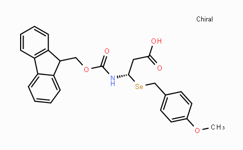 2044710-96-3 | Fmoc-D-β-HomoSec(Mob)-OH