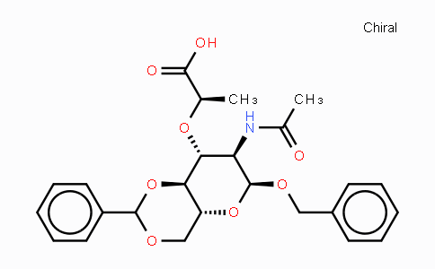 MC436035 | 2862-03-5 | Ac-α-benzyl-4,6-O-benzylidene-muramic acid
